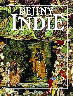 Dějiny Indie obálka knihy