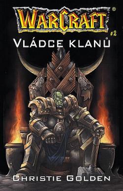 Vládce klanů obálka knihy