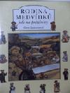 Rodina medvídků jede na prázdniny obálka knihy