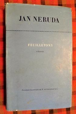 Feuilletony obálka knihy