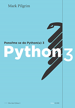 Ponořme se do Python(u) 3 obálka knihy