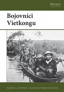 Bojovníci Vietkongu obálka knihy