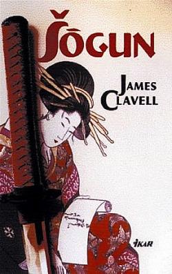 Šógun obálka knihy