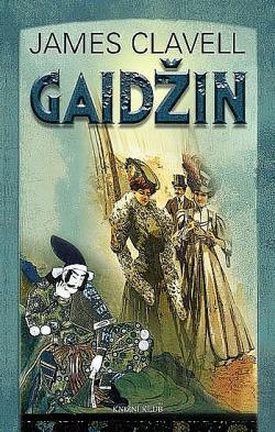 Gaidžin obálka knihy