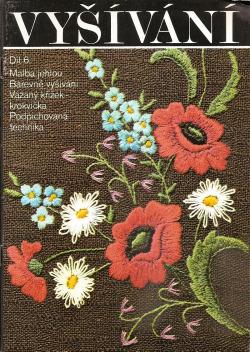 Vyšívání VI. díl obálka knihy