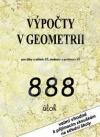 Výpočty v geometrii - 888 úloh