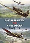 P-40 Warhawk vs Ki-43 Oscar - Čína 1944-45