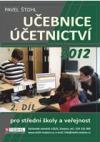 Učebnice Účetnictví 2012 - 2. díl