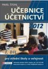 Učebnice Účetnictví 2012 - 1. díl