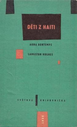 Děti z Haiti obálka knihy