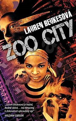 Zoo City obálka knihy