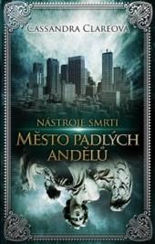 Město padlých andělů obálka knihy
