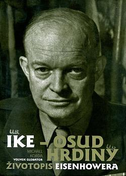 IKE - osud hrdiny obálka knihy