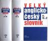 Velký anglicko-český slovník II. N-Z