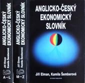 Anglicko-český ekonomický slovník (dvousvazkový)