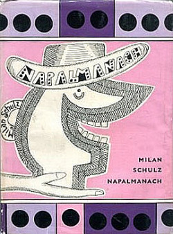 Napalmanach obálka knihy