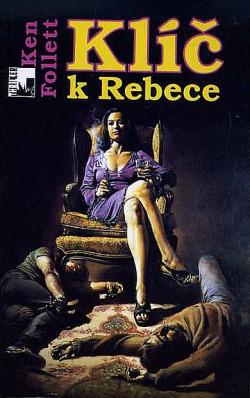 Klíč k Rebece obálka knihy