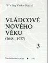 Vládcové nového věku 3 (1792–1804)