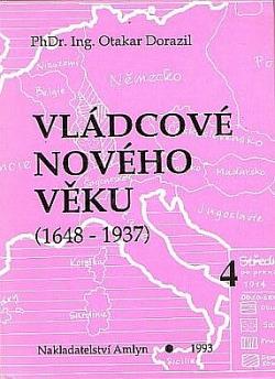 Vládcové nového věku 4 (1804–1937) obálka knihy
