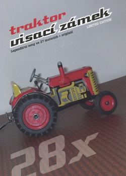Visací zámek - Traktor obálka knihy