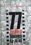77 českých filmových komiků