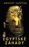 Egyptské záhady obálka knihy