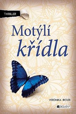 Motýlí křídla obálka knihy
