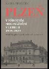 Plzeň v Národním shromáždění v letech 1918-1939