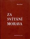 Za svítání Morava obálka knihy