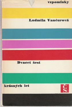 Dvacet šest krásných let obálka knihy