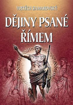 Dějiny psané Římem obálka knihy