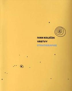 Vrstvy / Stratigraphie obálka knihy