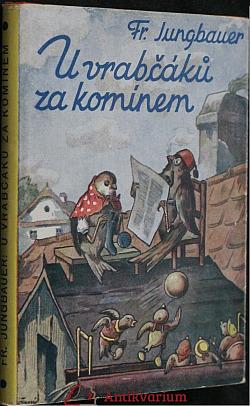 U vrabčáků za komínem obálka knihy
