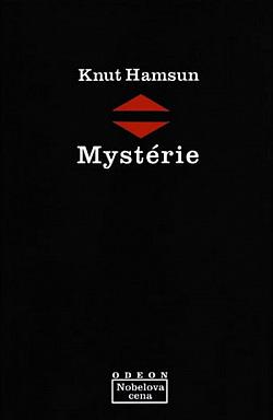 Mystérie obálka knihy