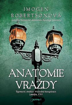 Anatomie vraždy obálka knihy