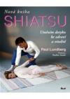 Nová kniha Shiatsu - Uměním dotyku ke zdraví a vitalitě obálka knihy