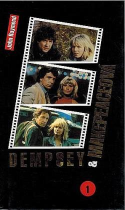 Dempsey & Makepeaceová 1 obálka knihy