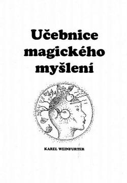 Učebnice magického myšlení obálka knihy