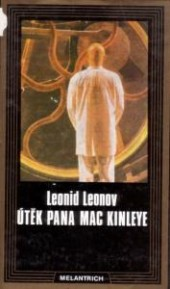 Útěk pana Mac Kinleye obálka knihy