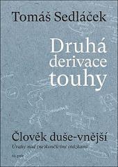Druhá derivace touhy obálka knihy