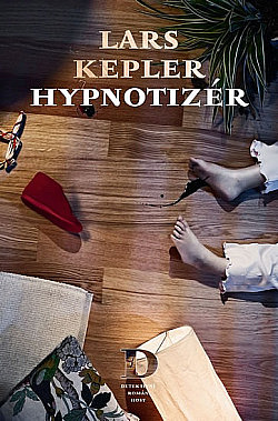 Hypnotizér obálka knihy