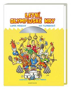 Letní olympijské hry obálka knihy
