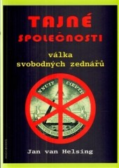 Tajné společnosti - válka svobodných zednářů obálka knihy