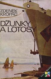 Džunky a lotosy obálka knihy
