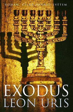 Exodus obálka knihy