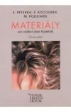 Materiály - Pro učební obor Kadeřník