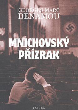 Mnichovský přízrak obálka knihy
