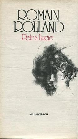 Petr a Lucie obálka knihy