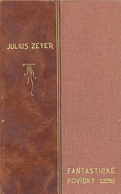 Fantastické povídky obálka knihy