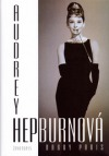 Audrey Hepburnová obálka knihy